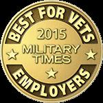 Military Times Best for Vets Winner
