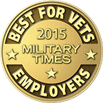 Military Times Best for Vets Winner
